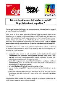 Cliquer ici pour télécharger le Tract Unitaire CGT - SUD - FSU - 6 février