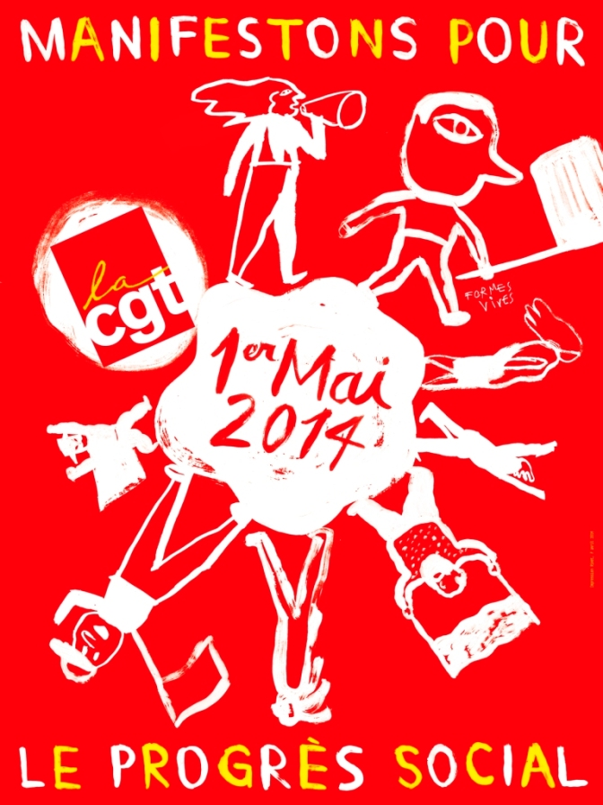 Le 1er Mai en Charente