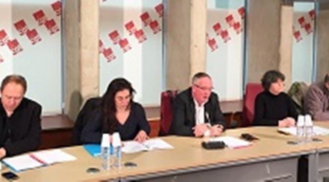 A LIRE – Point de presse sur l'assurance chômage, les propositions de la CGT sont sur la table