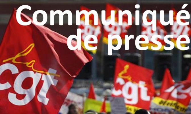 Communiqué de presse : Loi travail : les organisations syndicales sont déterminées à obtenir le retrait