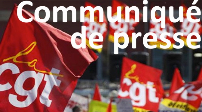 COMMUNIQUE DE PRESSE – Modification de l'Action du 12 mai
