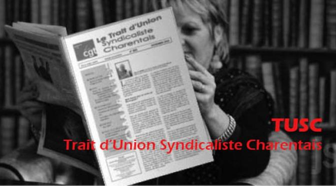 TUSC n°474 – FORMATIONS SYNDICALES 2016