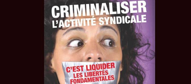 23 Sept. Journée Nationale d'action sur les Discriminations Syndicales.