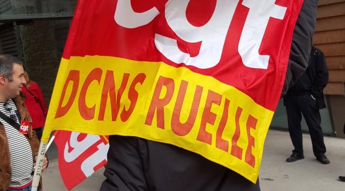 2 dec. la DCNS en grève.