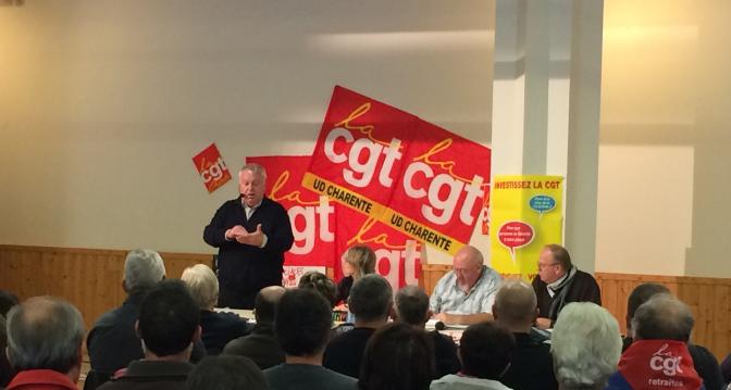 Soirée débat en présence de Gérard Filoche : « Rien de grand dans le monde ne s'est fait sans des militants »