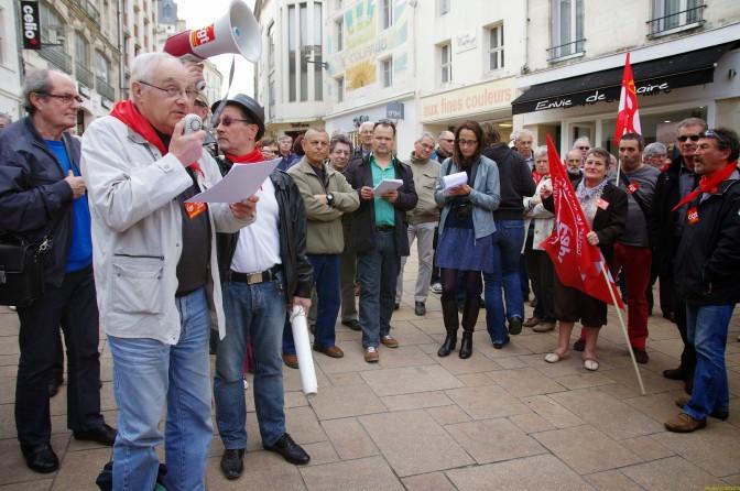 Le 30 mars, les retraités se mobilisent