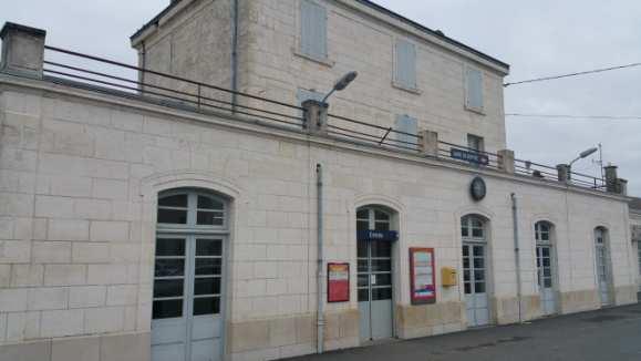 Quel avenir pour le chemin de fer, et la gare de Ruffec ?