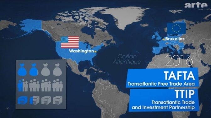 STOP TAFTA – Non au Grand Marché Transatlantique ! Signer la pétition