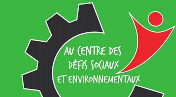 21 mars 17 – Construire des revendications pour l'industrie et les services publics en Charente