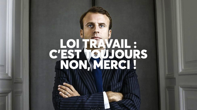 LE GOUVERNEMENT MACRON PASSE À L'ATTAQUE!