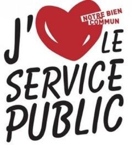 Conférence – Débat autour du thème «Fonction Publique et services publics» – vendredi 15 juin 2018 à 14h