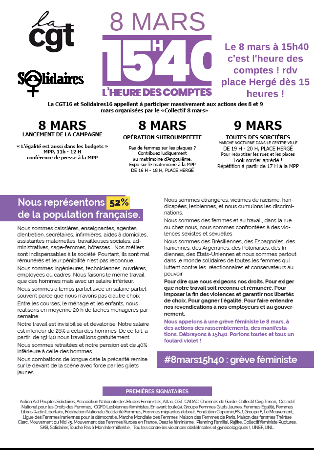tract local 8 mars