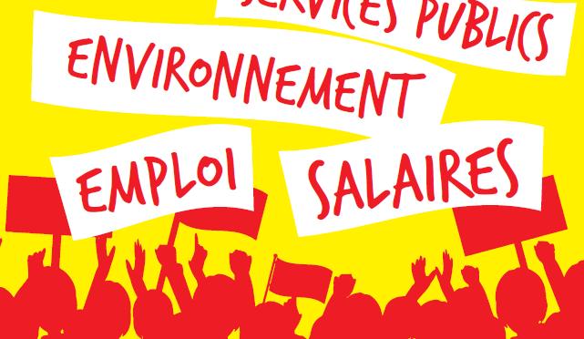 MANIFESTATION DÉPARTEMENTALE DU 05 DÉCEMBRE 2019 : RDV 10h. à la gare d'Angoulême !