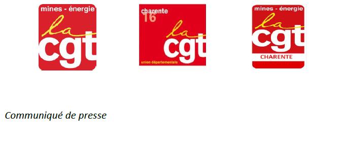 COMMUNIQUÉ DE PRESSE MINES ENERGIE DE LA CHARENTE DU 09 JANVIER 2020