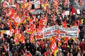 05 octobre 2021: Journée interprofessionnelle de grève et mobilisation